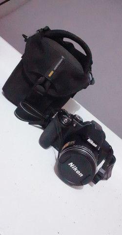 Câmera semi profissional Nikon