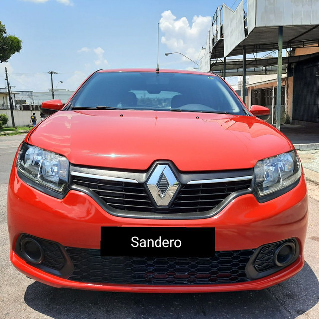 Renault Sandero Hatch 1.0 2015