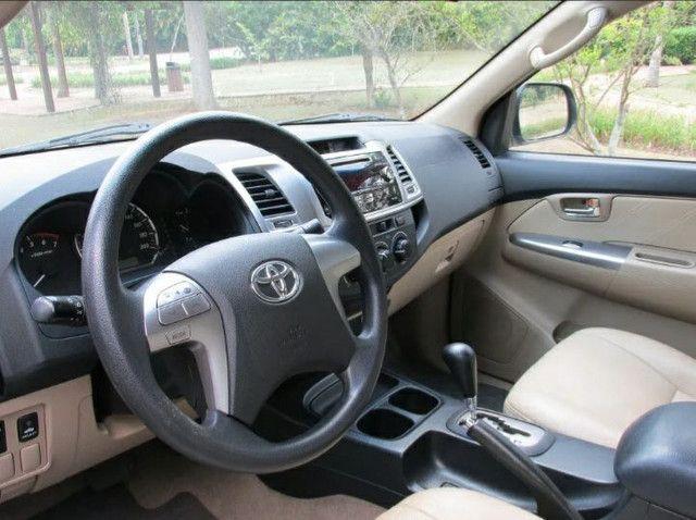 Toyota SW4 2.7 Sr 5l 4x2 Flex Aut. 5p<br><br><br> - Foto 4