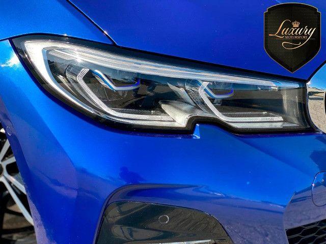 BMW 330i 2020 Azul M-Sport - Foto 6