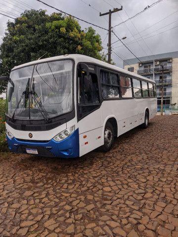 Ônibus Marcopolo urbano