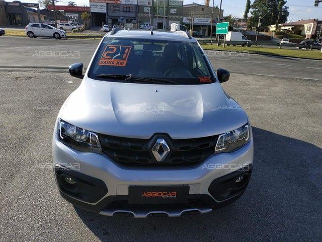 Renault KWID OUTSIDER 1.0 2021 700 km ipva pago - Foto 2