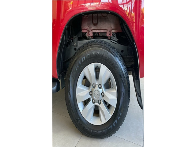 Toyota Hilux 2.7 Srv 4x2 C.dupla Flex+Gnv  Automático 2017!!! - Foto 7