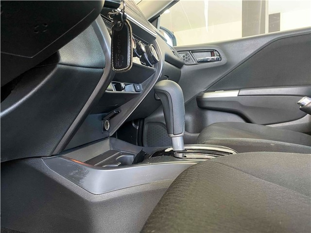 Honda City Lx 1.5 Flex + Gnv Automático 2018!!! Novissimo; - Foto 17