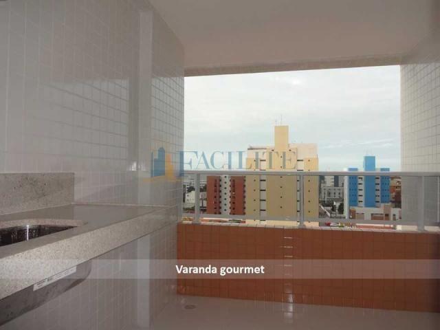 Apartamento à venda com 3 dormitórios em Manaíra, João pessoa cod:20872-9481 - Foto 19
