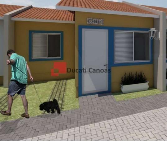Casa em Condomínio a Venda no bairro Estância Velha - Canoas, RS - Foto 5