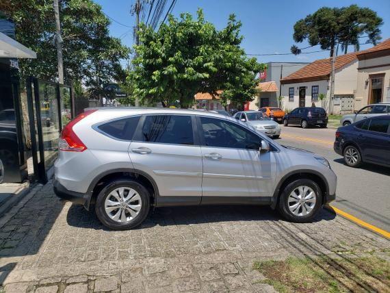 Honda CR-V LX 2.0 2012 - Foto 6