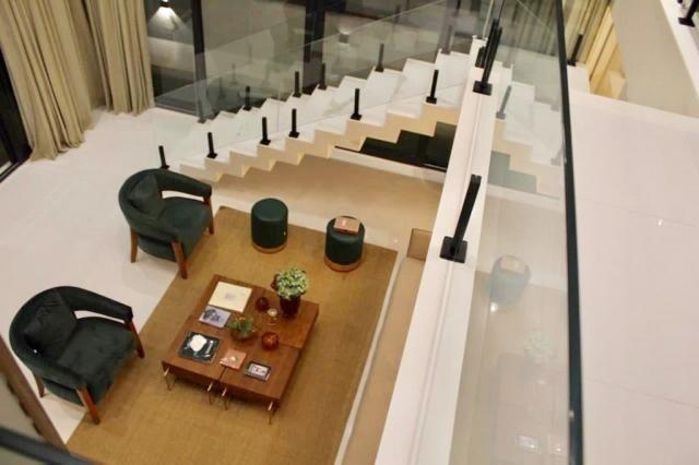 Maravilhosa casa de condomínio com 4 suítes Alphaville Litoral Norte 1 Camaçari BA - Foto 19