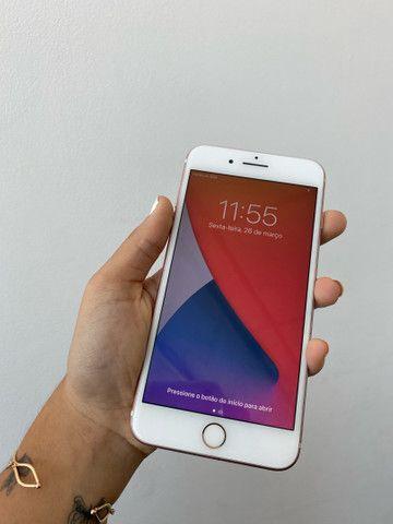 iPhone 7plus rose 128gb - Foto 3