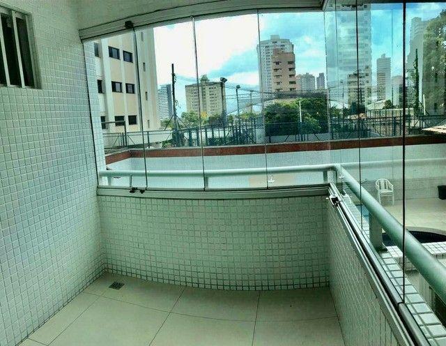 Apartamento para aluguel tem 240 metros quadrados com 5 quartos em Batista Campos - Belém - Foto 12