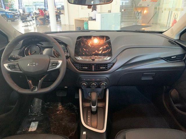 Chevrolet Onix Plus Midnight 1.0 2022 - Foto 5