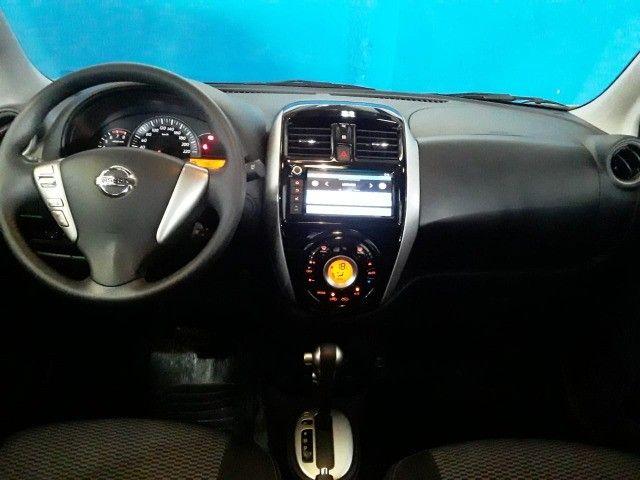 Nissan march sl 1.6 automático completo 2020  - Foto 10
