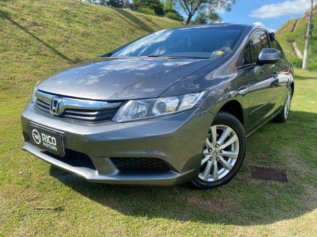 Civic Sedan LXS Manual 2014  - Foto 3