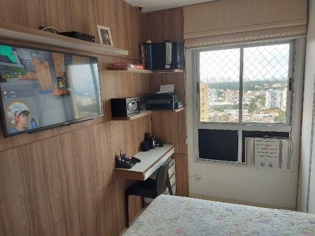 2/4 com suíte - Condomínio Morada Alto do Imbui  - Foto 2