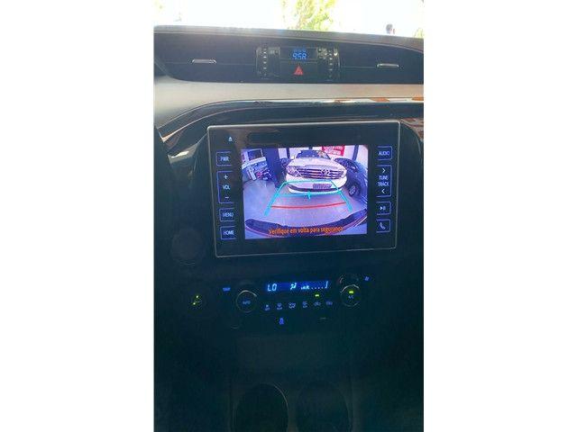Toyota Hilux 2.7 Srv 4x2 C.dupla Flex+Gnv  Automático 2017!!! - Foto 12