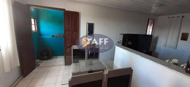 idfy-Casa c/ 1 dormitório à venda, 51 m² por R$ 48.000,00 -Unamar -Cabo Frio/RJ - Foto 3