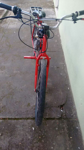 Bicicleta Motorizada 1.200$ - Foto 2