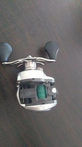 Carretilha ,brisa 4000 usada bem pouco  - Foto 4