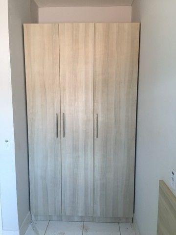 Apartamento semi-mobiliado - Foto 3