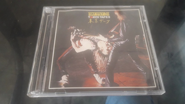 Cd duplo Scorpions tokyo tapes - Foto 2