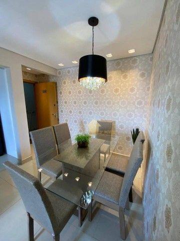 Apartamento com 2 dormitórios à venda, 70 m² por R$ 425.000,00 - Dom Aquino - Cuiabá/MT - Foto 6