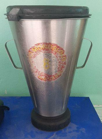 Vendo liquidificador industrial 8 litros - Foto 3