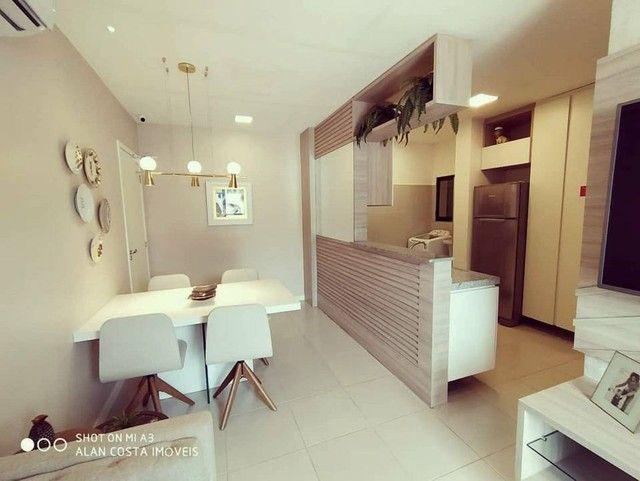 Apartamento para venda possui 58 metros quadrados com 3 quartos em Passaré - Fortaleza - C