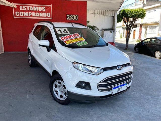 Ford EcoSport SE 2.0  Powershift 2014 BRANCA FLEX