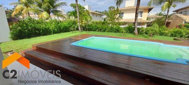 Casa  em condomínio de luxo, duplex, 03 suítes,, 500m2 em Itapoan/Pedra do Sal. - Foto 7
