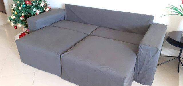 Capa para sofá sob medidas  - Foto 6