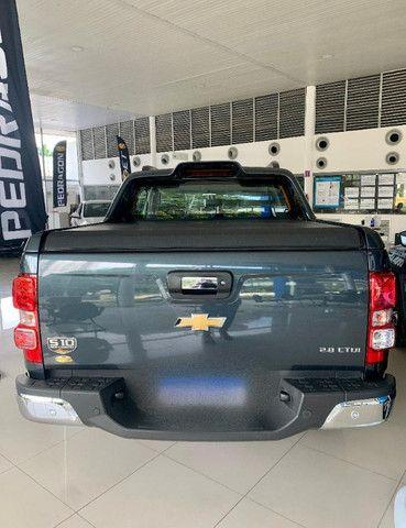 Chevrolet S10 High Country 4x4 2.8 diesel 2022 - Foto 9