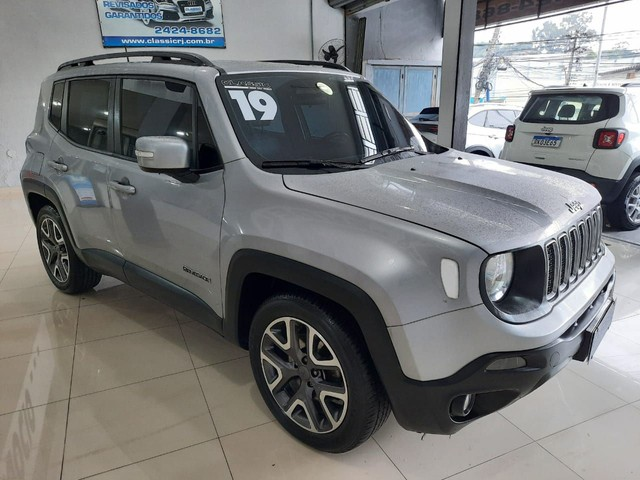 Jeep Renegade Longitude 1.8 automático  - único dono  - Foto 2