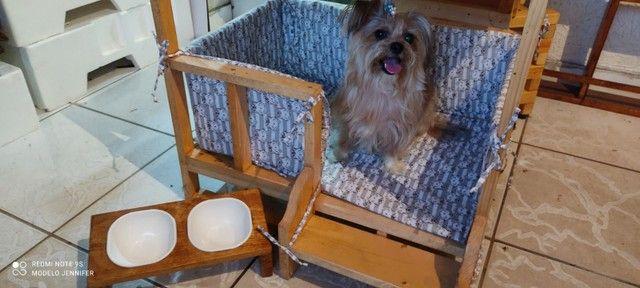 Casinha Cama Para Cães e Gatos - Foto 3