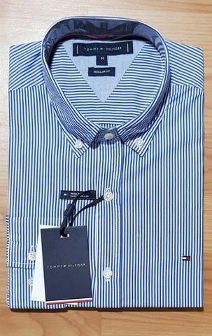 Camisas Sociais Tommy Hilfiger - Foto 4