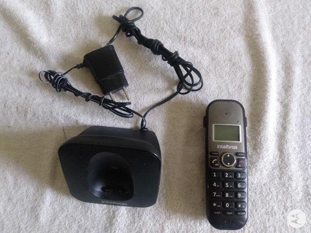 Telefone Sem Fio Intelbras Com Viva Voz E Id Ts5120 - Foto 6