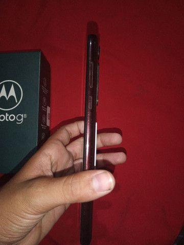 Moto G8 PLUS COM CAIXA - Foto 2