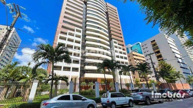 Ed. Lucca, apartamento com 4 dormitórios à venda, 207 m² por R$ 1.300.000 - Aldeota - Fort