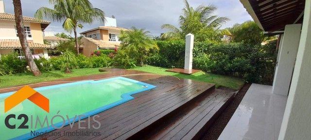 Casa  em condomínio de luxo, duplex, 03 suítes,, 500m2 em Itapoan/Pedra do Sal. - Foto 2