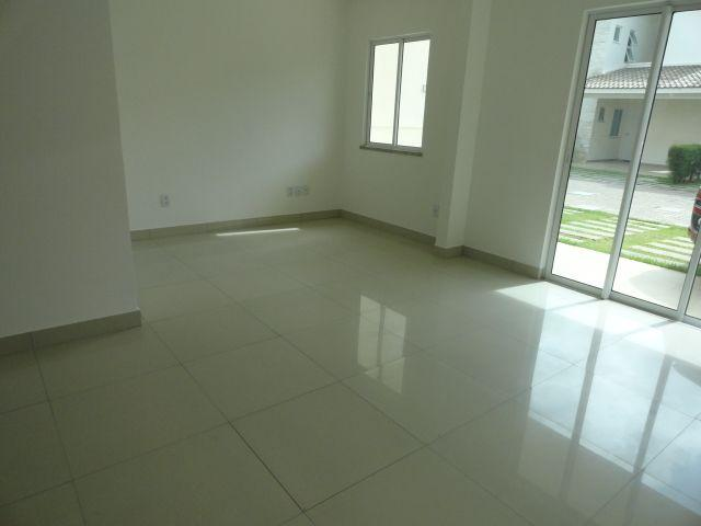 CA0064 - Casa duplex 130 m², 3 suítes, 2 vagas, Residencial Pamplona, Guaribas, Eusébio - Foto 3