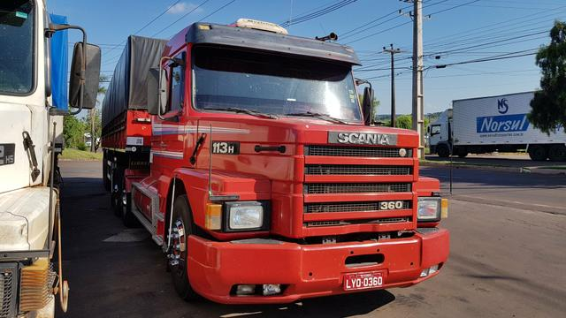 SCANIA T 113 TOP TRUCADO