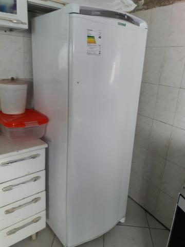 Geladeira cônsul gelo seco