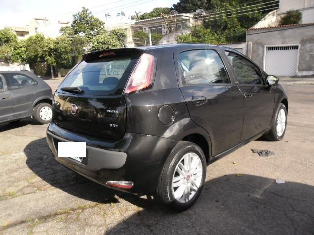 Fiat Punto essence 1.6 flex completo - Foto 6