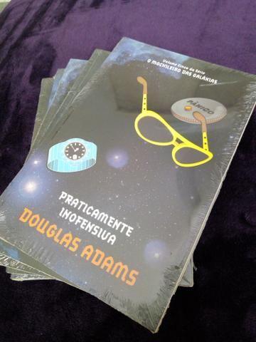 Livro mochileiro das galáxias