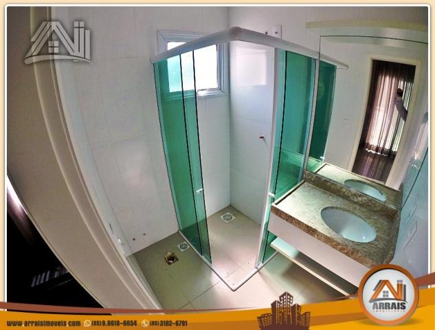 Vendo casa Duplex em Condomínio c/ 3 suites no Eusébio - Foto 16