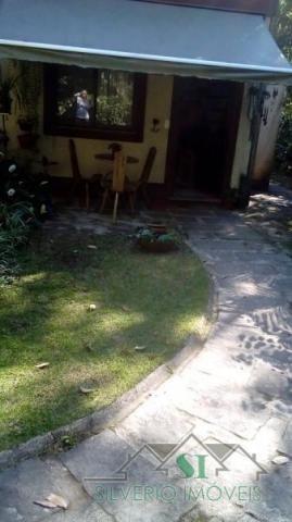 Casa à venda com 2 dormitórios em Quitandinha, Petrópolis cod:2035