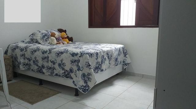 Casa 03 dorm, sendo 02 suite, 02 salas, garagem 04 autos, terreno de 250 mts. (financia) - Foto 14