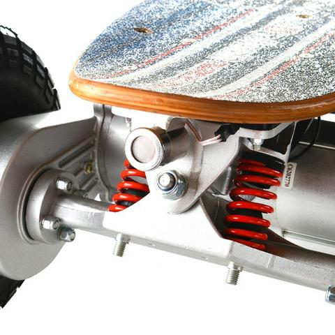 Skate Elétrico Off-road 1600W Drop - Foto 2