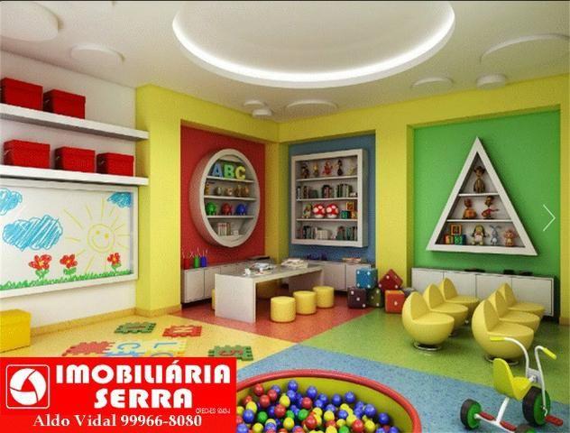 ARV - Apartamento 60m² 2Q com Quintal 33m² Próximo a toda Infraestrutura Lazer e Comercio - Foto 7