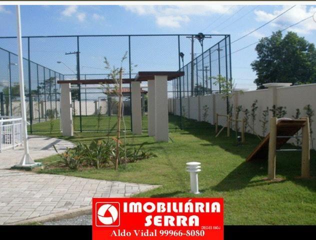 ARV - Apartamento 60m² 2Q com Quintal 33m² Próximo a toda Infraestrutura Lazer e Comercio - Foto 9