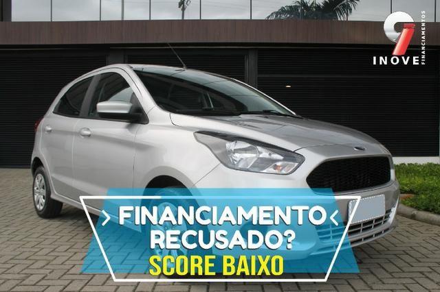 Ford Ka Score Baixo Pequena Entrada